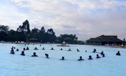 Team building at Naivasha