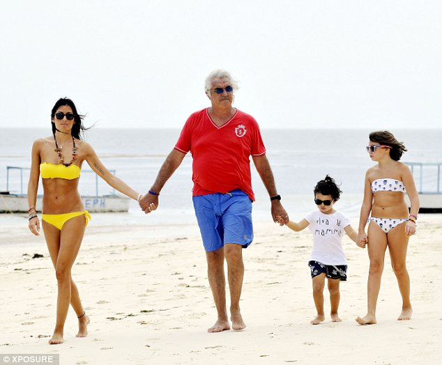 family on holiday in Mombasa