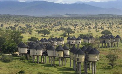 lodges in Tsavo national park